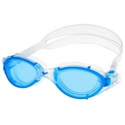 Occhialini piscina Arena Nimesis X-Fit bianco