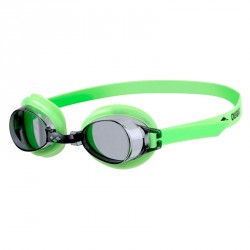 Swimming goggles cap Arena Bubble 3 Junior green