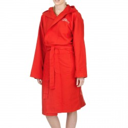 Bathrobe Arena Zeal red