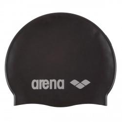 Gorro de natación Arena Classic Silicone negro