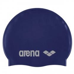 Cuffia piscina Arena Classic Silicone blu