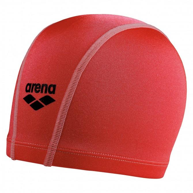 Bonnet de bain Arena Unix rouge