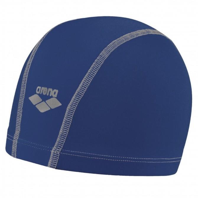 Bonnet de bain Arena Unix bleu