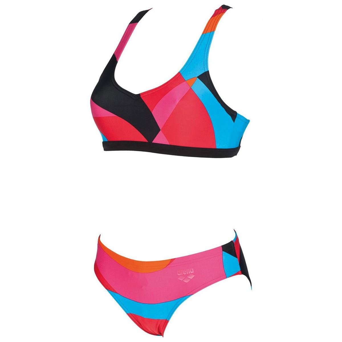 Bikini arena muralist donna costumi mare e piscina for Arena costumi piscina