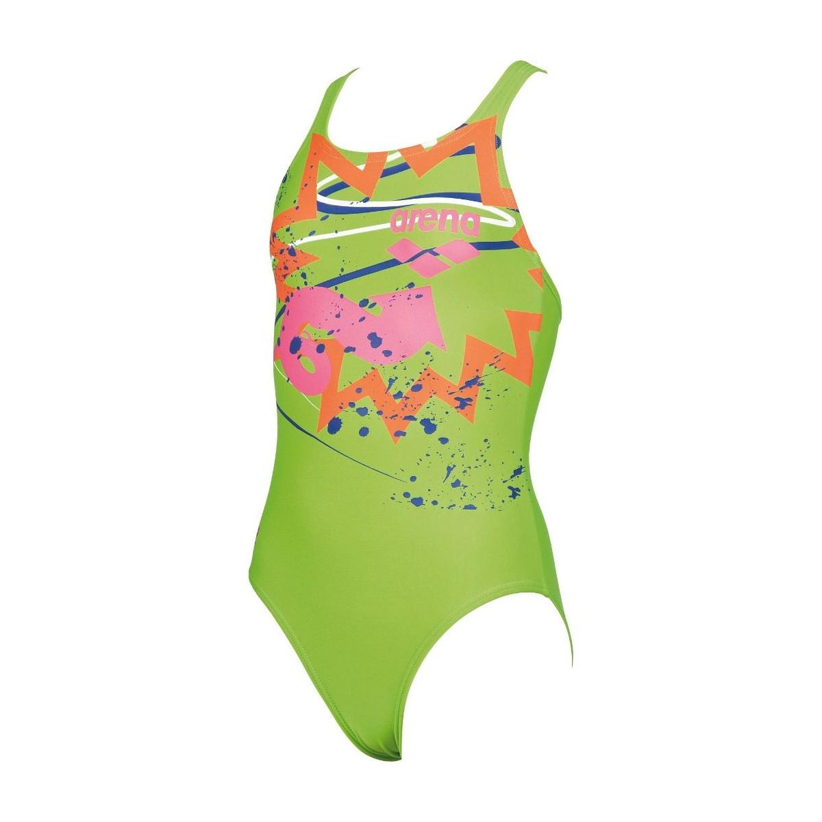 maillot de bain arena rook fille maillot de bain mer et piscine. Black Bedroom Furniture Sets. Home Design Ideas