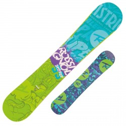 Snowboard Rossignol District Amptek Wide