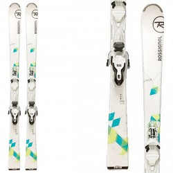 Ski Rossignol Unique + bindings Xpress W 10 B83