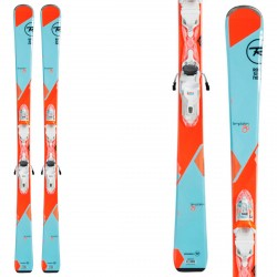 Ski Rossignol Temptation 80 + bindings Xpress W 11 B83