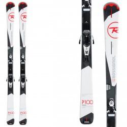 Esquí Rossignol Pursuit 100 Open + fijaciones Nx 9 Rtl B83