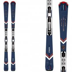 Ski Rossignol Strato (Fluid X) + fixations Spx 12 Fluid B80