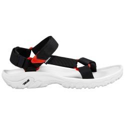 Sandale Teva Hurricane Xlt Homme blanc-noir-rouge