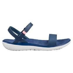 Sandalia Teva Terra Float Nova Lux Mujer azul