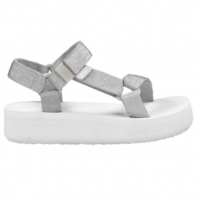 Sandalo Teva Hi-Rise Universal Girl argento