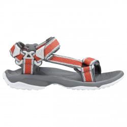 Sandale Teva Terra Fi Lite Homme rouge-gris