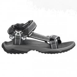 Sandale Teva Terra Fi Lite Homme gris-blanc