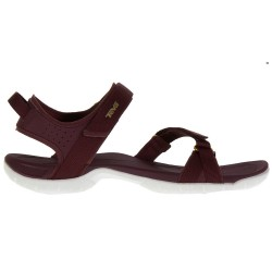 Sandale Teva Verra Femme bordeaux