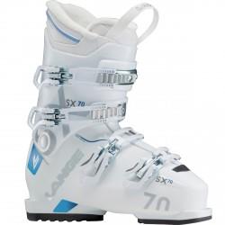 Scarponi sci Lange Sx 70 W bianco-blu