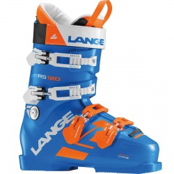 Scarponi sci Lange Rs 120 blu-arancio