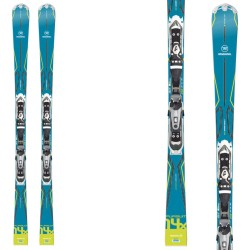 Ski Rossignol Pursuit 14 X Ar + fixations Axium 110 Tpi2