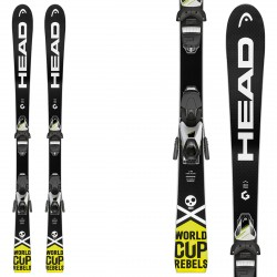 Ski Head WC iRace Team SLR 2 + fixations SLR 7.5 AC BR 78