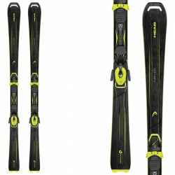 Ski Head Super Joy SLR + fixations Prx 12 Brake 85