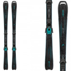 Ski Head Pure Joy SLR + fixations Joy 9 AC SLR BR 78