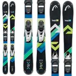 Ski Head Souphead Slr 2 + bindings Srl 4.5 ac brake 74