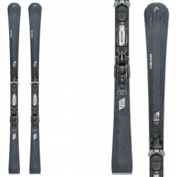 Ski Head Prestige Sw + fixations Prd 14 Br 85