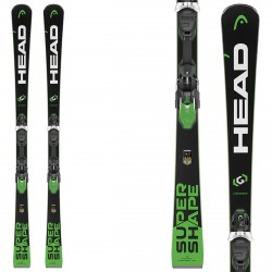 Ski Head Supershape i.Magnum Sw + fixations Prd 12 Brake 85