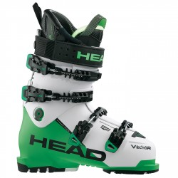 Ski boots Head Vector Evo 120 S white-green