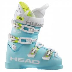 Chaussures ski Head Raptor 80 RS W bleu clair