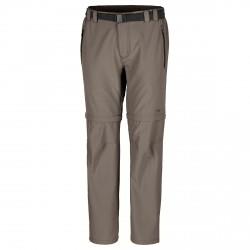 Pantalon trekking Cmp Zip Off Homme tourterelle