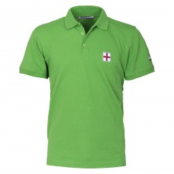 Polo Canottieri Portofino Lincoln with blazon Man green