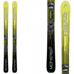 Ski Head Monster 98 Ti + fixations Attack 13 Br. 110