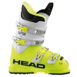 Ski boots Head Raptor 50 yellow