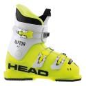 Ski boots Head Raptor 40 yellow