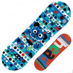 Snowboard Head Rowdy