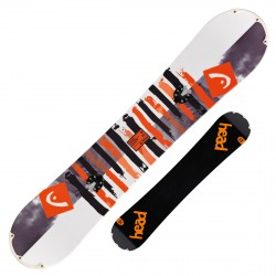 Snowboard Head Rocka 4D + Speed Disc