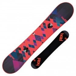 Snowboard Head Libra Lfw 4D + Speed Disc blu fantasia