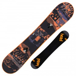 Snowboard Head Flocka Lfw 4D + Speed Disc