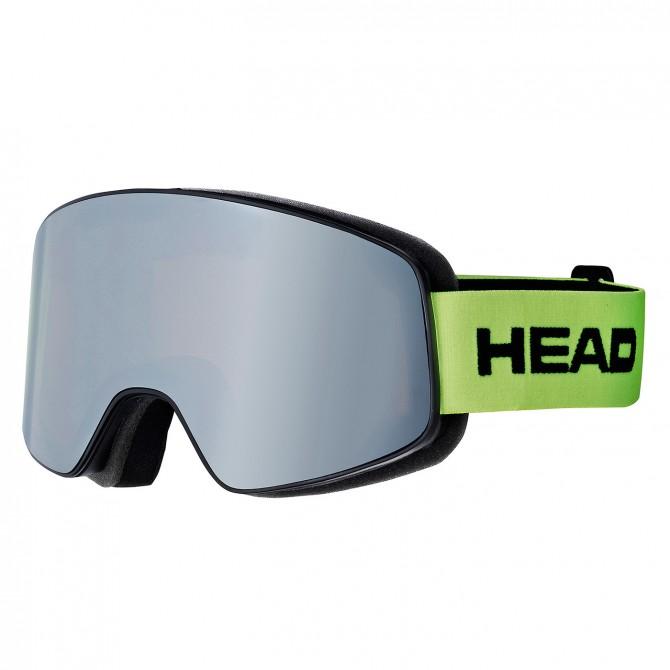 Maschera sci Head Horizon Race giallo