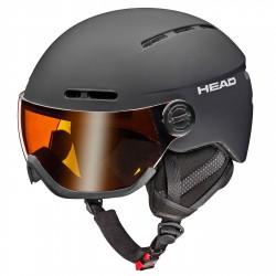 Ski helmet Head Knight black