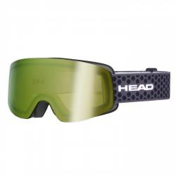 Maschera sci Head Infinity TVT verde