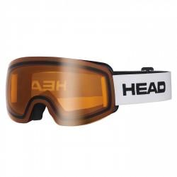 Máscara esquí Head Galactic naranja