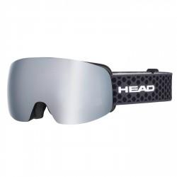 Máscara esquí Head Galactic FMR + lentes plata
