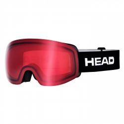 Máscara esquí Head Galactic TVT rojo