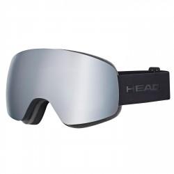 Masque ski Head Globe FMR + lentilles argent