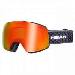 Masque ski Head Globe FMR jaune