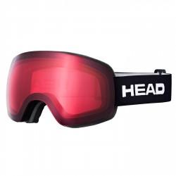 Maschera sci Head Globe TVT rosso