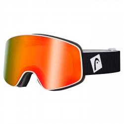 Máscara esquí Head Horizon FMR + lentes amarillo